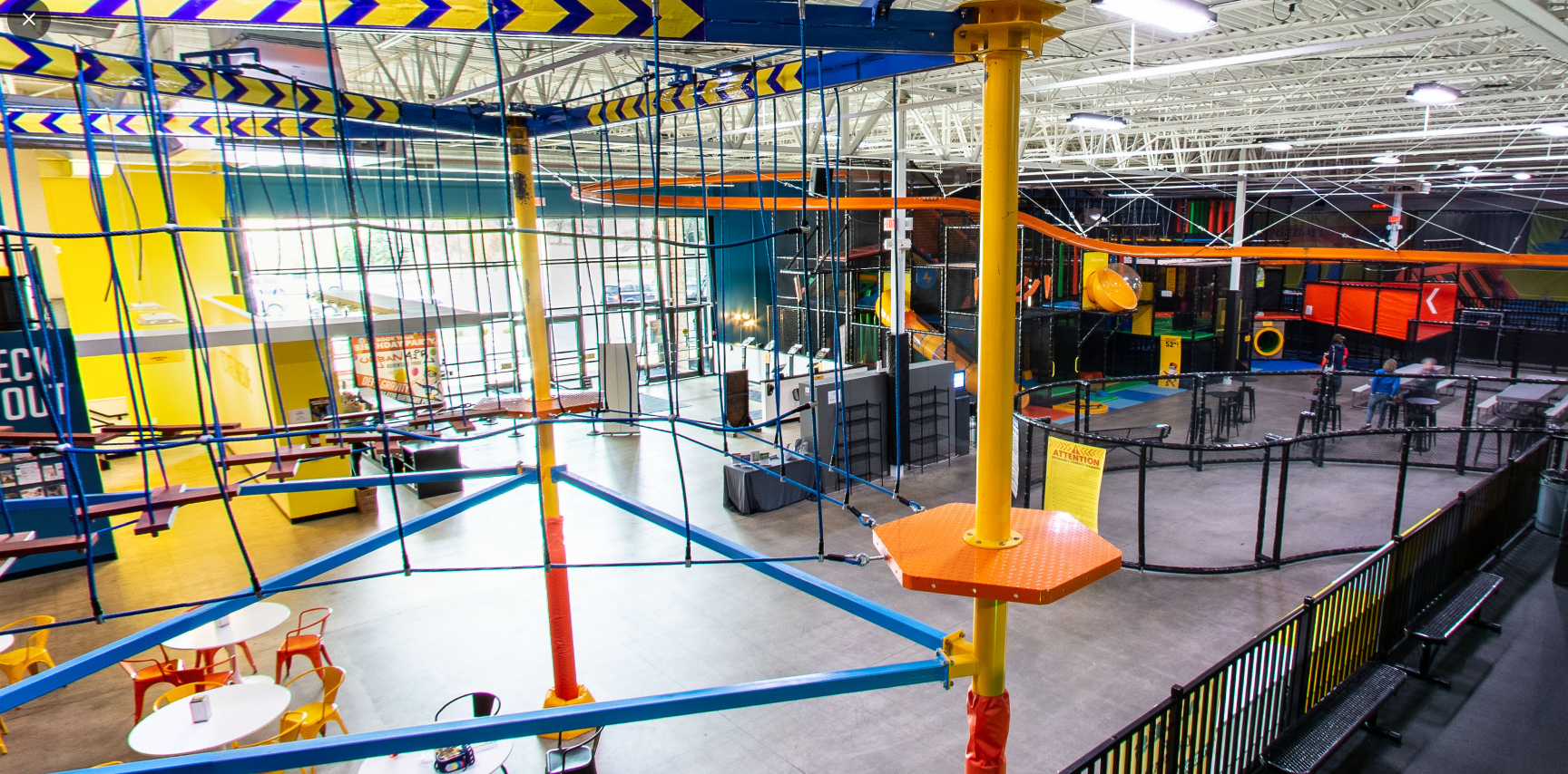 Urban Air Adventure Park Minneapolis St Paul Things To Do In The Twin Cities Gateway