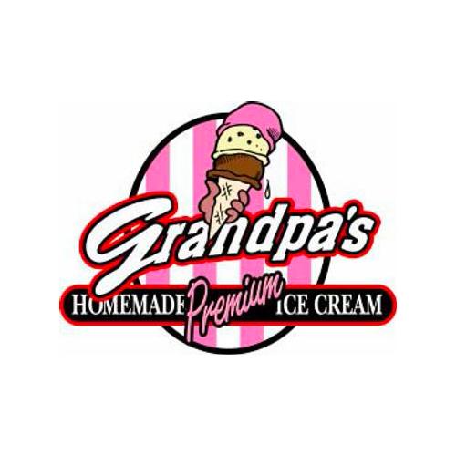 Grandpa's Homemade Ice Cream