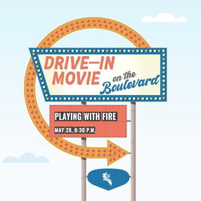 Movie in the Park: Playing with Fire