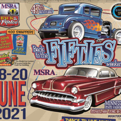 MSRA Back to the FIFTIES weekend