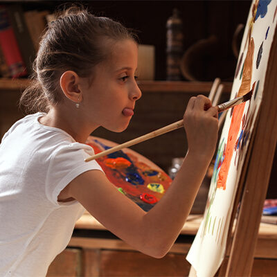 Express Yourself With Art & Sound Virtual Day Camp