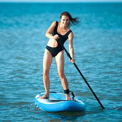 Stand Up Paddle Boarding-Women's Summer Workshops