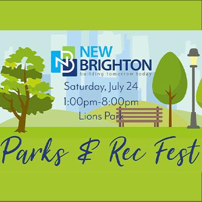 New Brighton Parks & Rec Fest