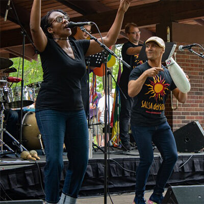 Salsa del Soul at Rockin' on the Rum